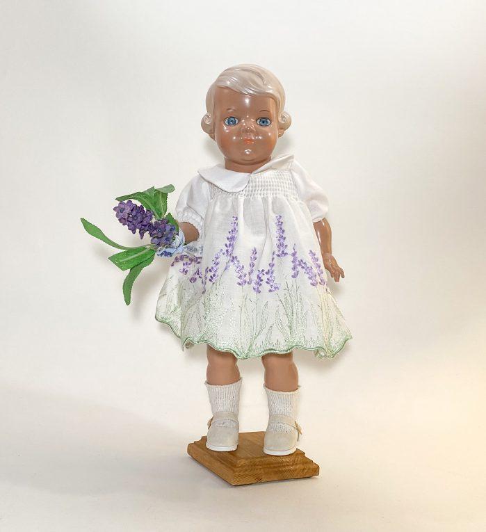 Коллекционная кукла Инге Вид 1