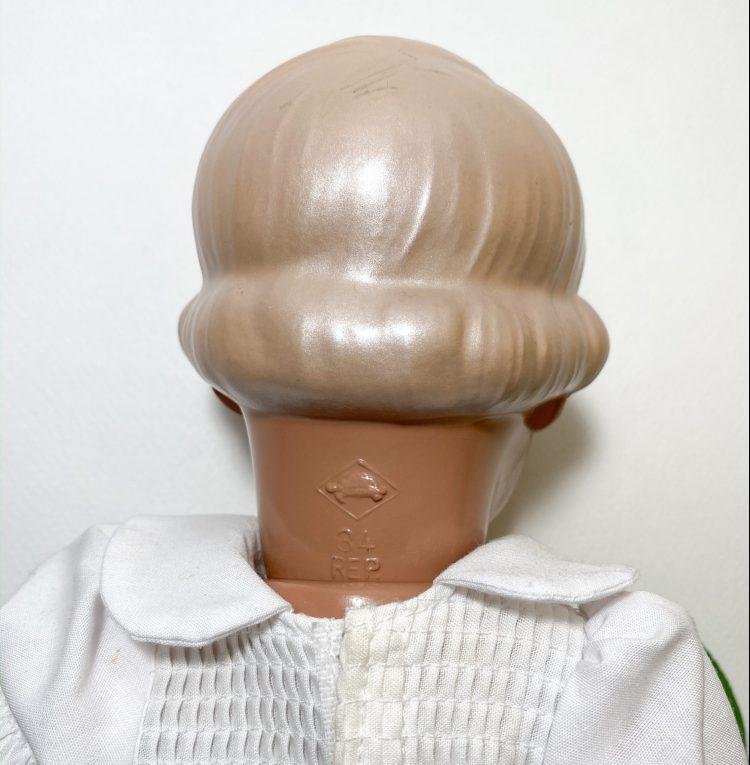 Коллекционная кукла Инге Вид 4