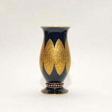 Кобальтовая ваза Hutschenreuther