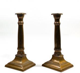Подсвечники бронза Франция 19 век