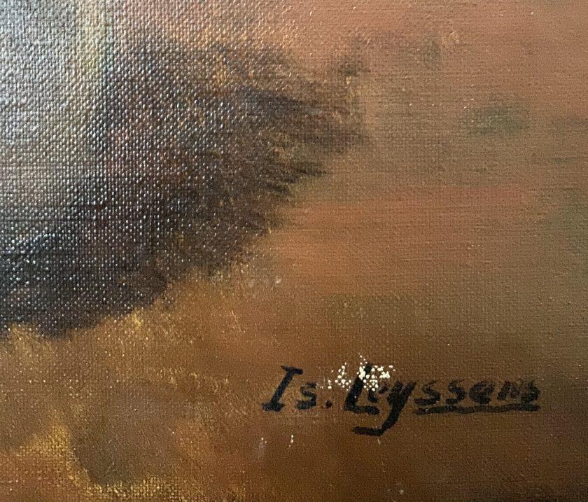Натюрморт художницы Isidore Leyssens Вид 2