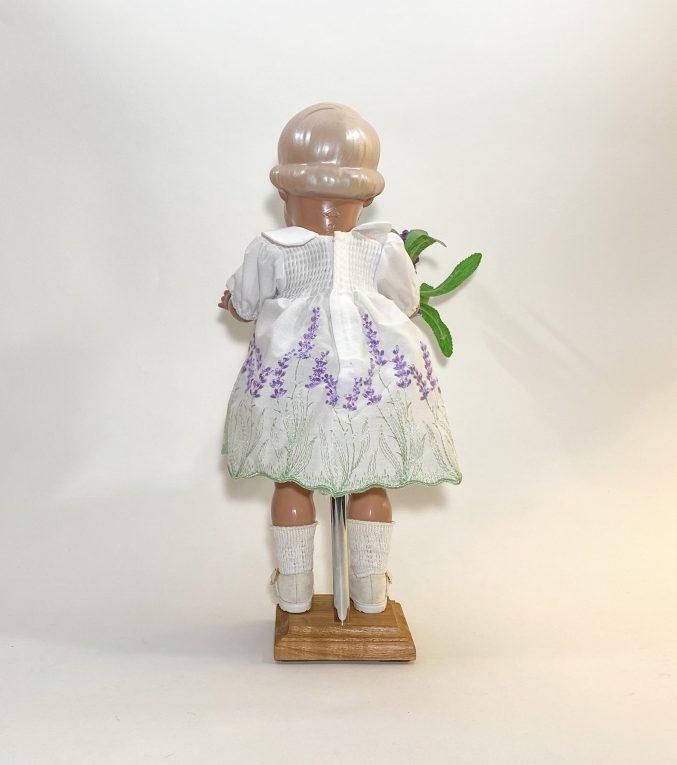 Коллекционная кукла Инге Вид 2