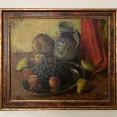 Натюрморт художницы Isidore Leyssens