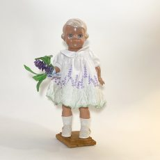 Коллекционная кукла Инге