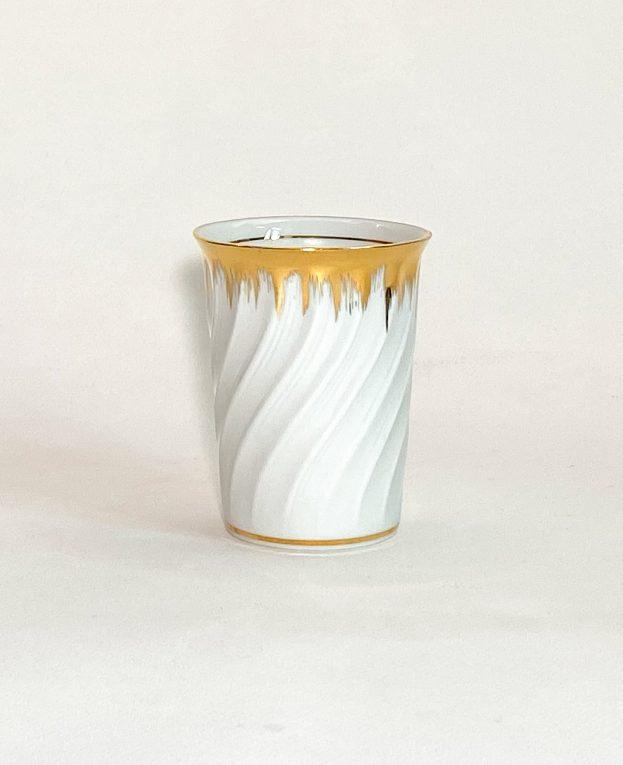 Фарфоровый стаканчик Лимож Вид 3