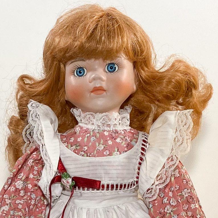 Коллекционная кукла Луиза Вид 1