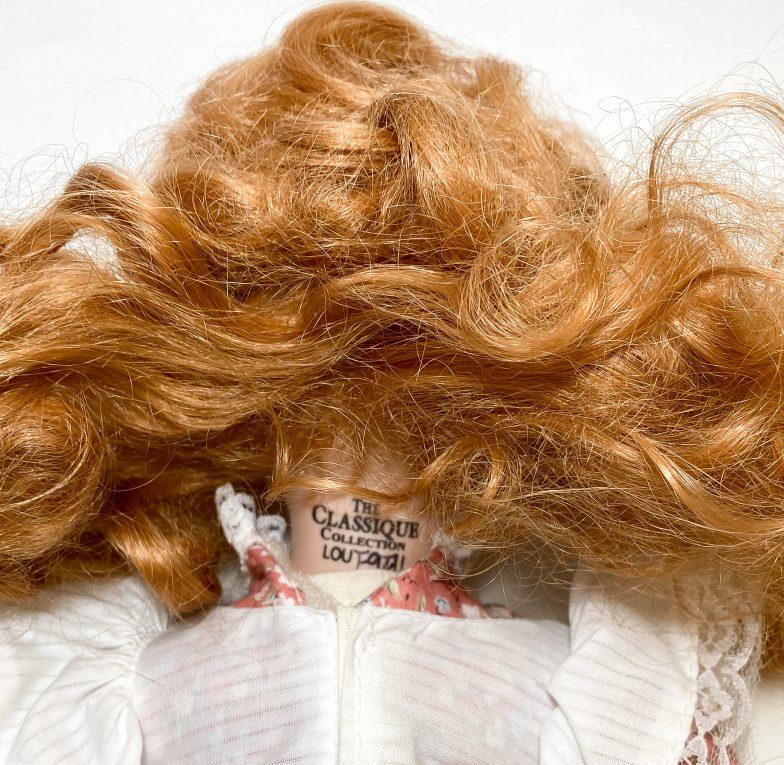 Коллекционная кукла Луиза Вид 3