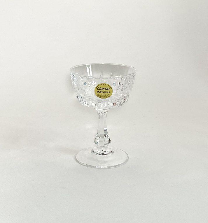 Хрустальные бокалы для игристого вина Cremant Вид 3