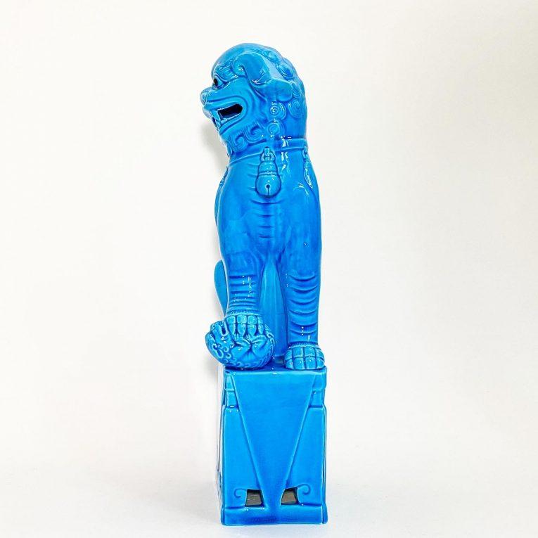 Керамическая статуэтка Собака Фоо Вид 2