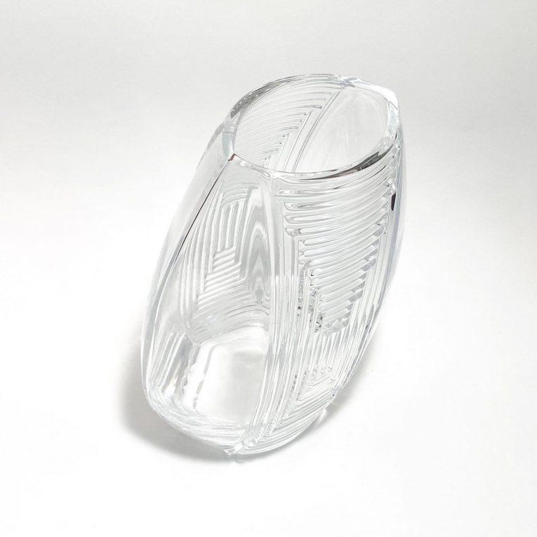 Ваза из стекла Ар-Деко Вид 2