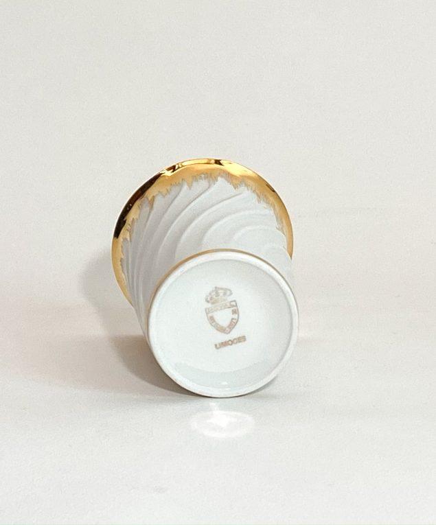 Фарфоровый стаканчик Лимож Вид 1