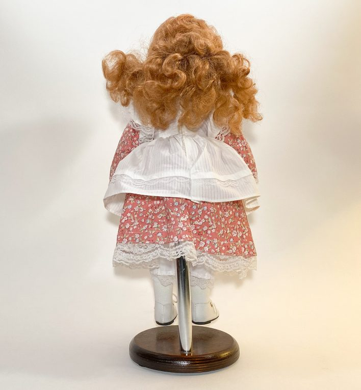 Коллекционная кукла Луиза Вид 2