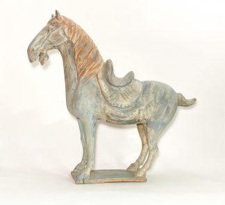 Скульптура Конь династии Танг