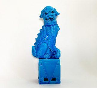 Керамическая статуэтка Собака Фоо