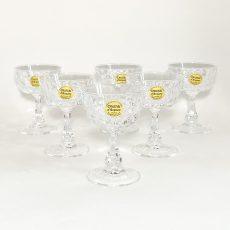 Хрустальные бокалы для игристого вина Cremant