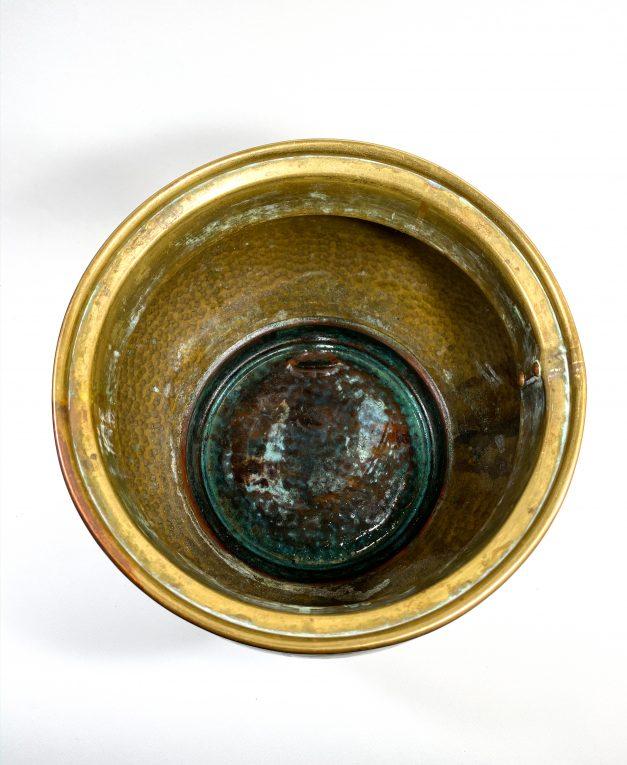 Кашпо (старинный зольник) Вид 3
