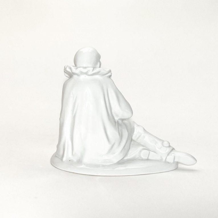 Фарфоровая статуэтка Клоун Вид 1