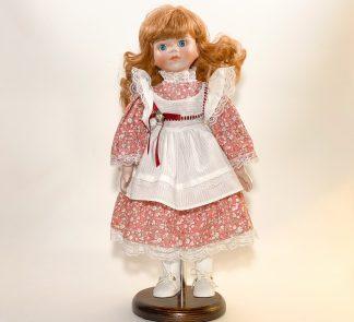 Коллекционная кукла Луиза