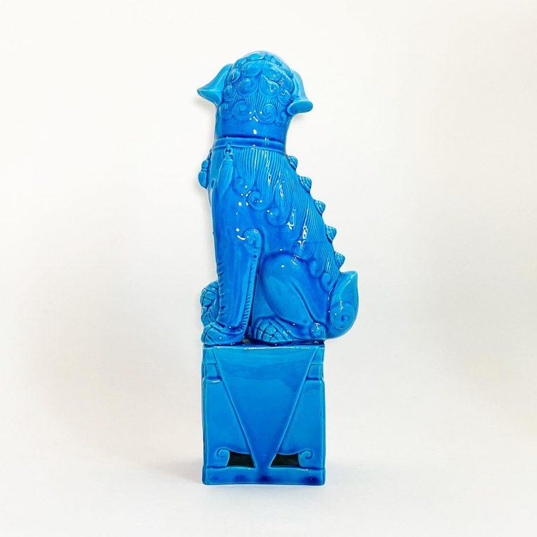 Керамическая статуэтка Собака Фоо Вид 1