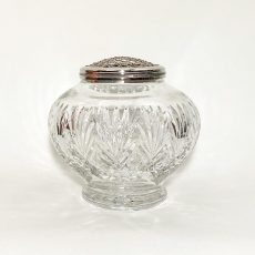Хрустальная ваза-роузбол